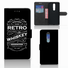 Nokia 3.1 Plus Book Cover Whiskey