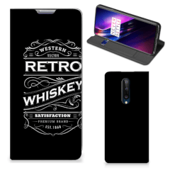OnePlus 8 Flip Style Cover Whiskey