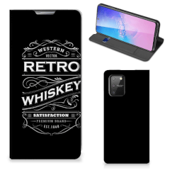 Samsung Galaxy S10 Lite Flip Style Cover Whiskey