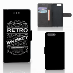 Huawei P10 Book Cover Whiskey