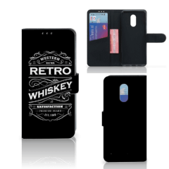 OnePlus 7 Book Cover Whiskey