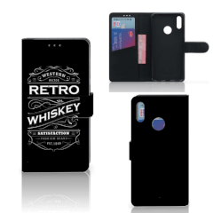 Huawei Y7 Pro | Y7 Prime (2019) Book Cover Whiskey
