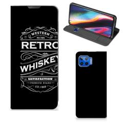 Motorola Moto G 5G Plus Flip Style Cover Whiskey