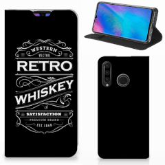 Huawei P30 Lite New Edition Flip Style Cover Whiskey