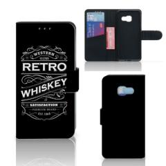 Samsung Galaxy A3 2017 Book Cover Whiskey