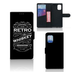 Xiaomi Mi 10 Lite Book Cover Whiskey