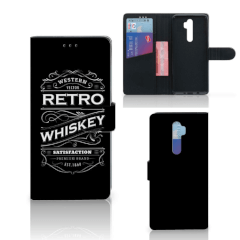 OPPO A9 (2020) | A5 (2020) Book Cover Whiskey