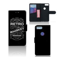 Alcatel 1S (2019) Book Cover Whiskey