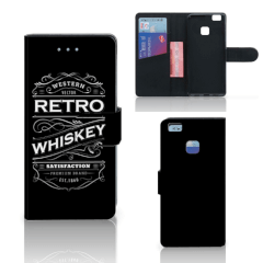 Huawei P9 Lite Book Cover Whiskey