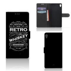 Sony Xperia XA Ultra Book Cover Whiskey