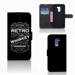 Xiaomi Pocophone F1 Book Cover Whiskey