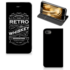 iPhone 7 | 8 | SE (2020) Flip Style Cover Whiskey