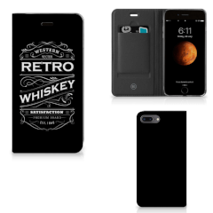 Apple iPhone 7 Plus | 8 Plus Flip Style Cover Whiskey