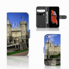 Apple iPhone 6   6s Flip Cover Kasteel