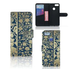 Xiaomi Mi A1 Hoesje Golden Flowers