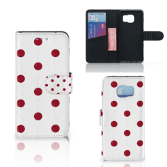 Samsung Galaxy S6 | S6 Duos Book Cover Cherries