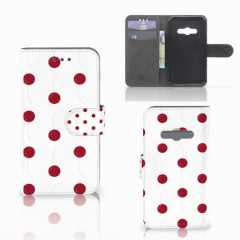 Samsung Galaxy Xcover 3 | Xcover 3 VE Book Cover Cherries