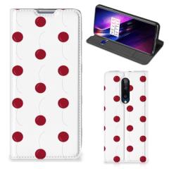 OnePlus 8 Flip Style Cover Cherries