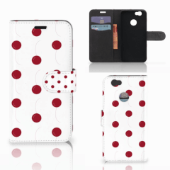 Huawei Nova Book Cover Cherries