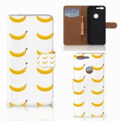 Google Pixel XL Book Cover Banana