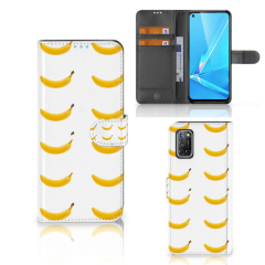 OPPO A72 | OPPO A52 Book Cover Banana