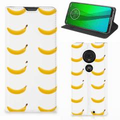 Motorola Moto G7   G7 Plus Flip Style Cover Banana
