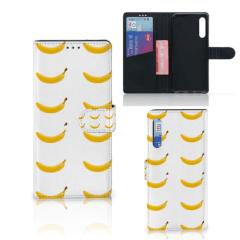Huawei P Smart Pro Book Cover Banana