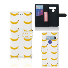 LG G8s Thinq Book Cover Banana