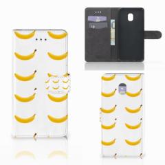 Samsung Galaxy J7 (2018) Book Cover Banana