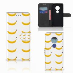 Motorola Moto E5 Book Cover Banana
