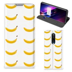 OnePlus 8 Flip Style Cover Banana