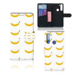 Motorola Moto G8 Book Cover Banana