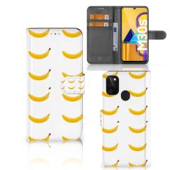 Samsung Galaxy M21 Book Cover Banana