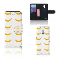 Samsung Galaxy S4 Mini i9190 Book Cover Banana