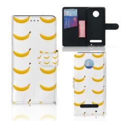Motorola Moto Z2 Play Book Cover Banana