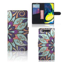 Boekhoesje Samsung Galaxy A80 met eigen foto