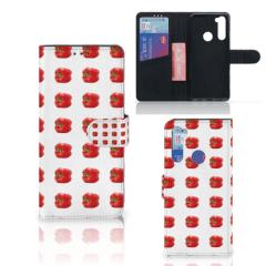 Xiaomi Redmi Note 8T Book Cover Paprika Red