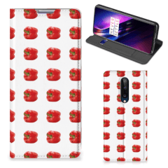 OnePlus 8 Flip Style Cover Paprika Red