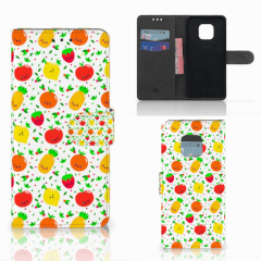 Huawei Mate 20 Pro Book Cover Fruits