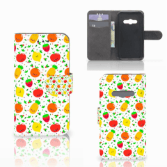 Samsung Galaxy Xcover 3 | Xcover 3 VE Book Cover Fruits