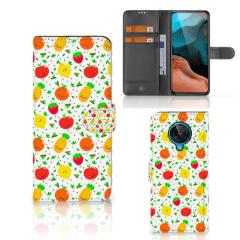 Xiaomi Poco F2 Pro Book Cover Fruits