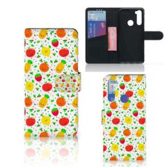 Xiaomi Redmi Note 8T Book Cover Fruits