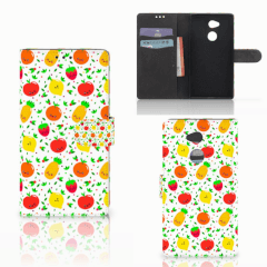 Sony Xperia XA2 Ultra Book Cover Fruits