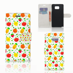 Samsung Galaxy Note 5 Book Cover Fruits