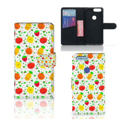 OnePlus 5T Book Cover Fruits