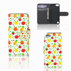 Apple iPod Touch 5   6   iPod (2019) Book Cover Fruits