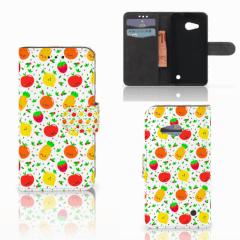 Microsoft Lumia 550 Book Cover Fruits