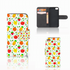 Apple iPhone 5C Book Cover Fruits