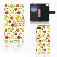 Huawei Y5 2018 Book Cover Fruits