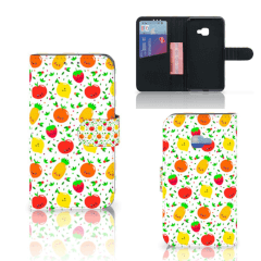 Samsung Galaxy Xcover 4   Xcover 4s Book Cover Fruits